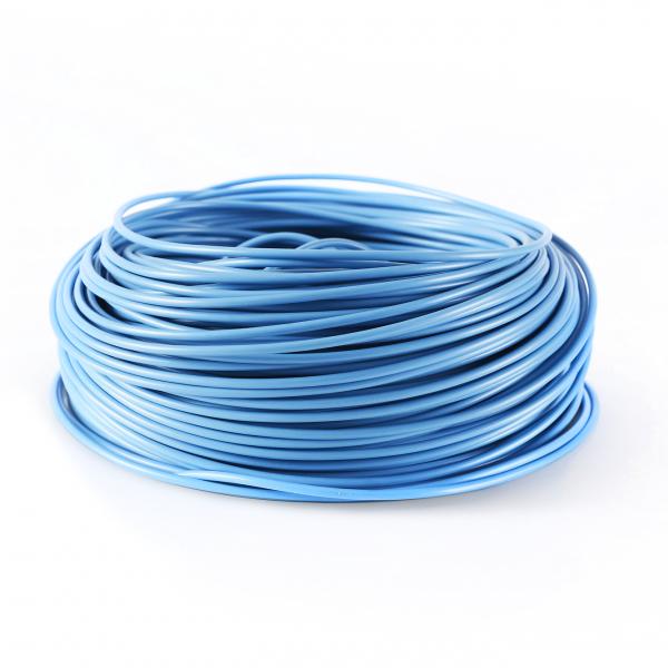 Przewód instalacyjny, linka LgY niebieski