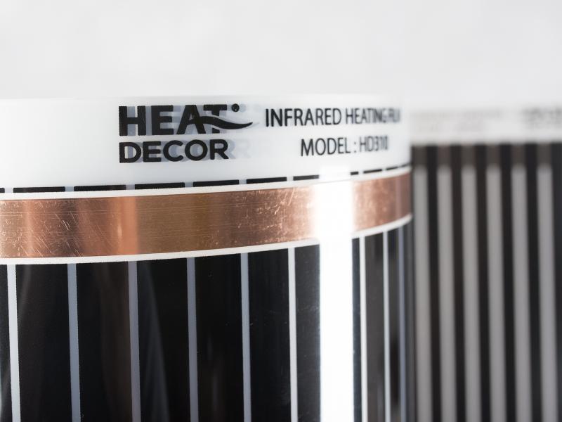 Folia grzewcza Heat Decor HD310 góra rolki
