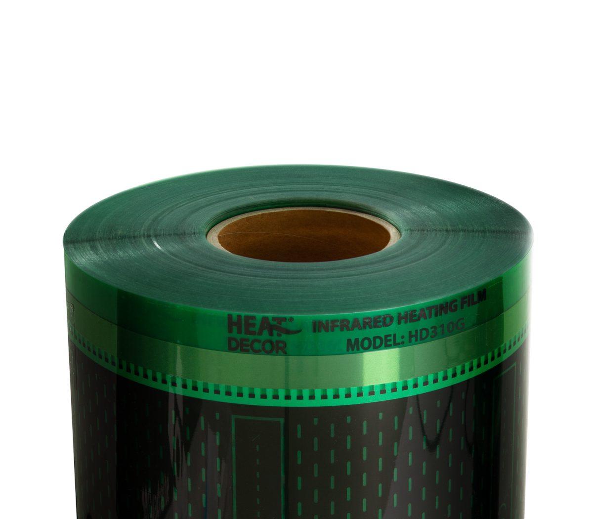 Folia grzejna Heat Decor HD310G 220W/mb (220W/m²) ROLKA - 100 mb