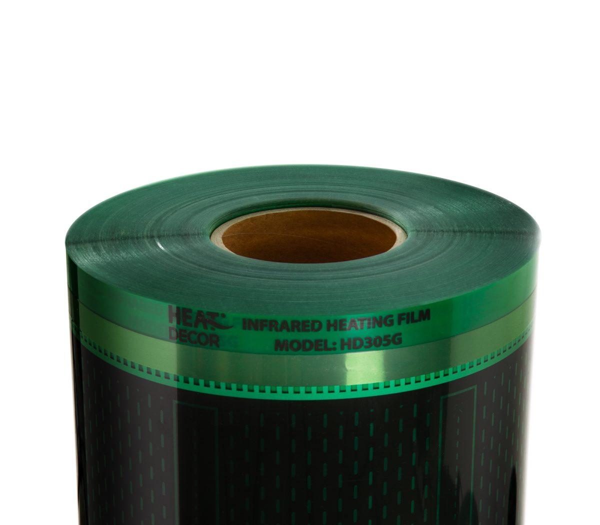 Folia grzejna Heat Decor HD305G 110W/mb (220W/m²) ROLKA - 100 mb