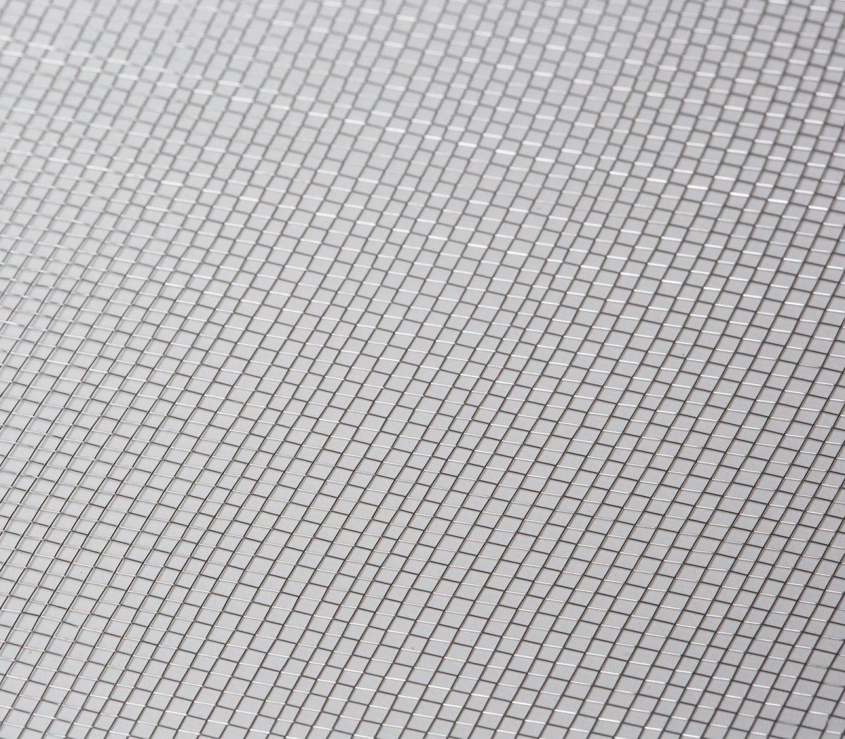Siatka ze stali nierdzewnej Heat Decor szer. 100cm, grubość 0,12mm - 1m²