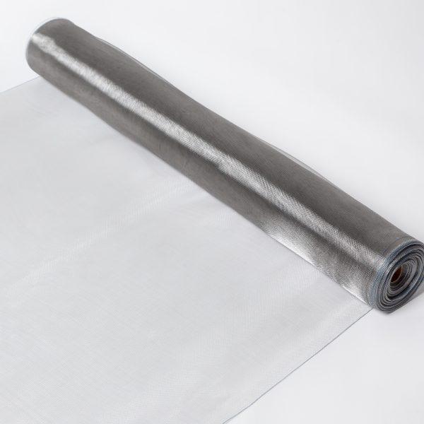 Siatka ze stali nierdzewnej Heat Decor szer. 100cm, grubość 0,12mm