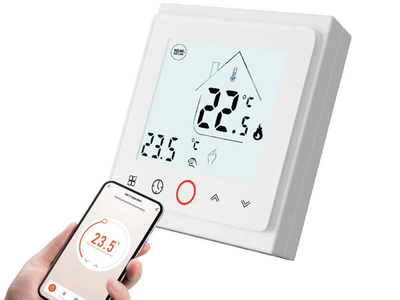 HD-T500WIFI-front-bialy-termostat-pokojowy-termostat-do-podlogowki-termostat-wifi