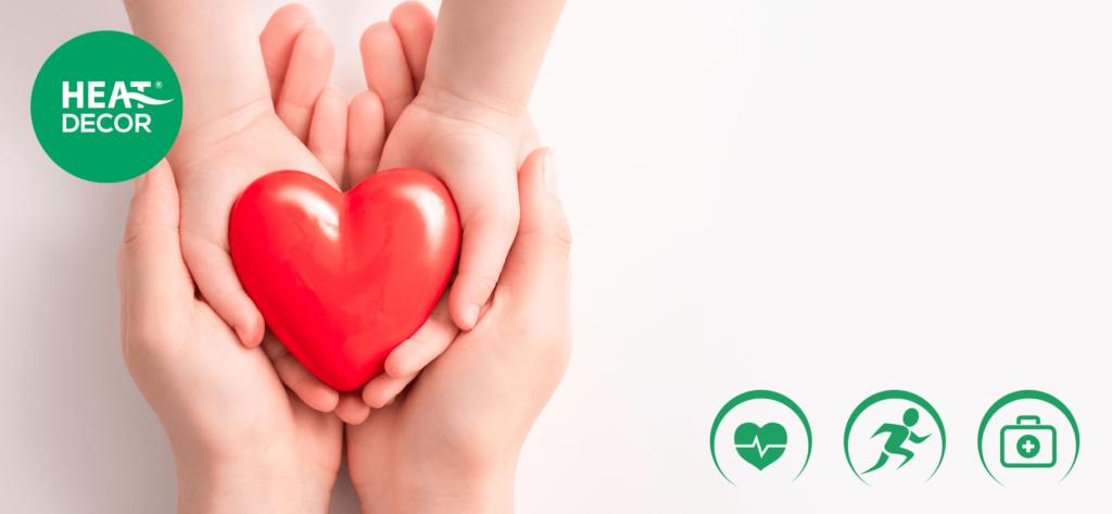 Podczerwień a zdrowie - wpływ podczerwieni na serce, regenerację mięśni i alergie