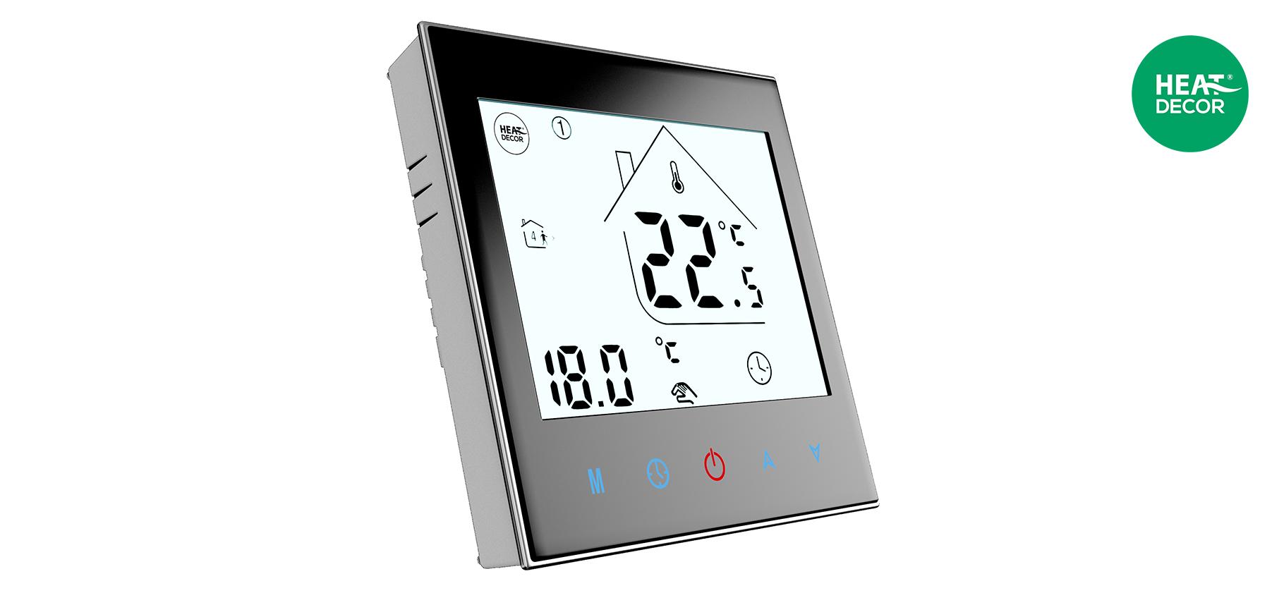 Blog elektroniczny termostat Heat Decor